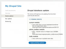 Patching Production Drupal Sites With hook_update_N() is Risky